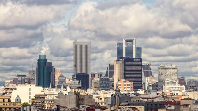 negocios en Madrid