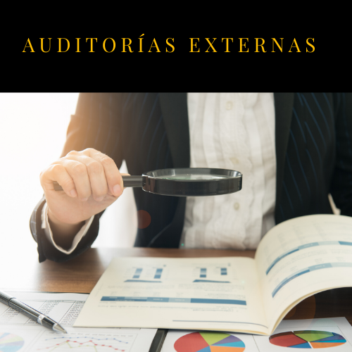 Auditorías externas en Madrid