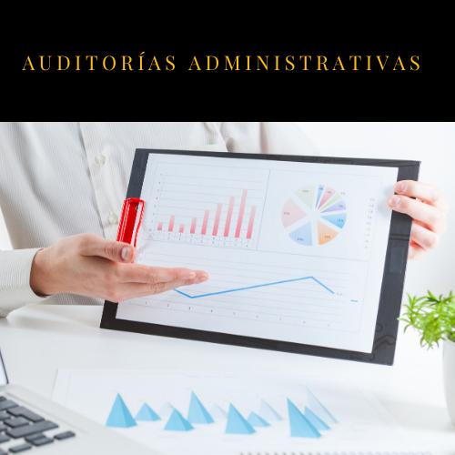 Auditorías administrativas en Madrid